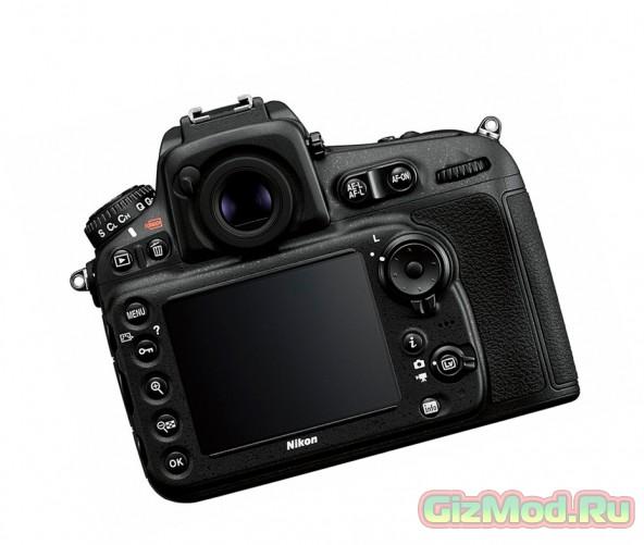 Фотоаппарат для съемок ночного неба от Nikon