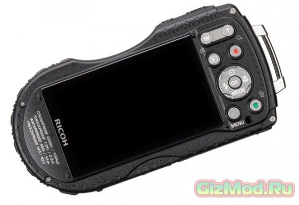 Фотоаппарат Ricoh WG-5 GPS для активных духом