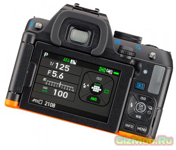 Pentax K-S2 — новая камера в защитном корпусе