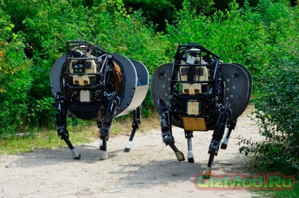 Робот Spot — четвероногий друг
