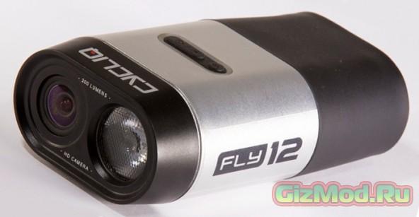 Fly12 — экшн-камера для велосипеда