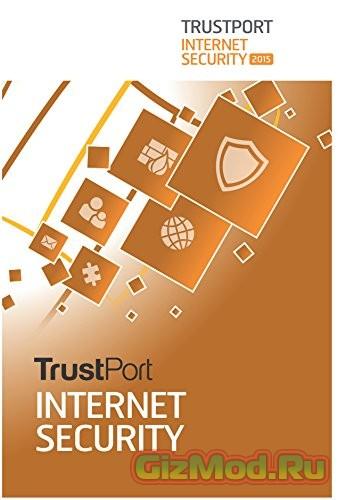 TrustPort Internet Security 15.0.1.5424 - отличный антивирус для Windows