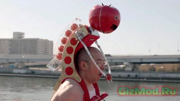Робот покормит вас помидорами