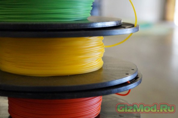 Как сделать нить для 3D-принтера