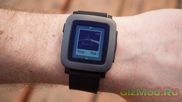 Часы Pebble Time поставили рекорд по сбору средств