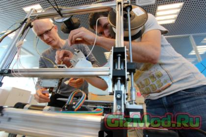 Российский 3D-принтер прямиком из Сколково