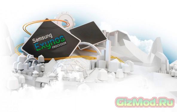 Samsung осваивает 5-нанометровый техпроцесс производства чипов
