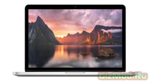 Новый MacBook Pro забраковали специалисты iFixit
