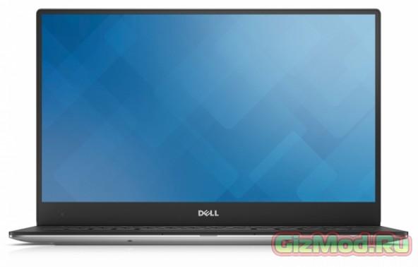 Dell XPS 13 с тонкой рамкой презентован в России