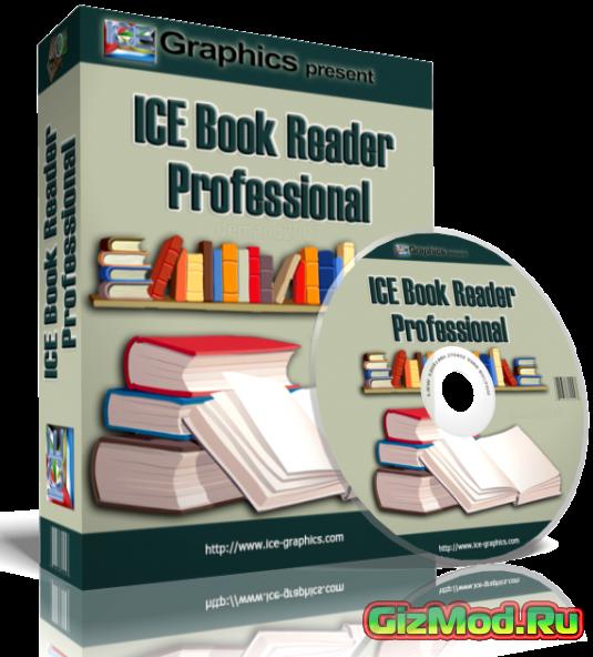 ICE Book Reader Pro 9.4.1 - лучшая читалка книг для Windows