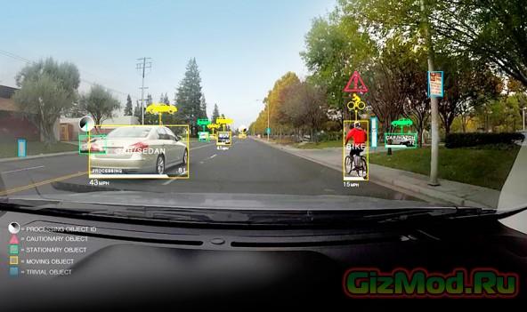 Разработка от NVIDIA для автоматизации транспортных средств