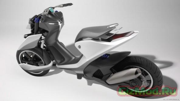 Новые концепт-продукты от Yamaha