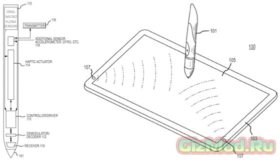 iPad Pro: идентификация владельца по полости рта