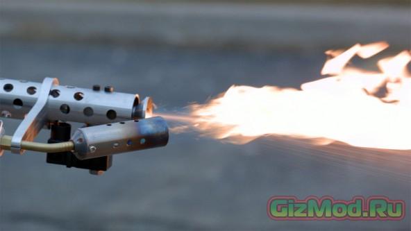 Ручной огнемет