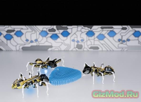 Новые разработки в области робототехники