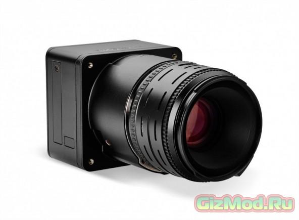 Самая компактная 80-мегапиксельная камера в мире