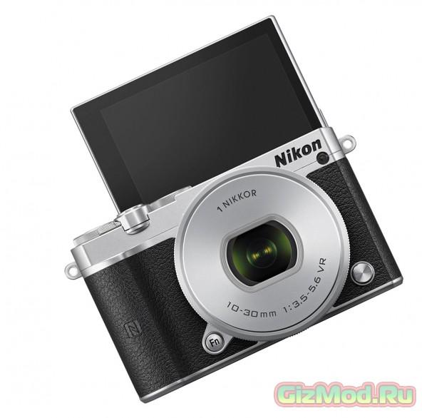 Новинка от Nikon