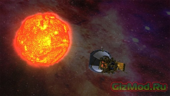 NASA готовит солнечный зонд