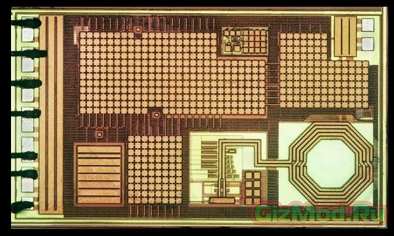 Самый маленький компьютер
