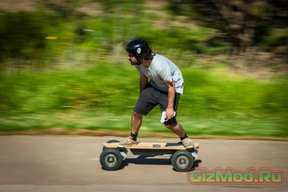 Электрический скейтборд Dominator 3200 Pro
