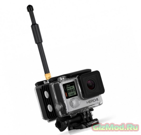 Система GoPro HEROCast для прямых видеотрансляций