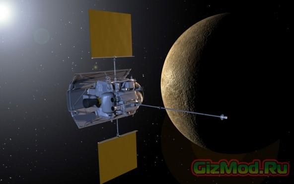 MESSENGER разобьют о Меркурий