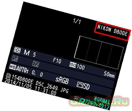 Как отличить подделку камеры Nikon