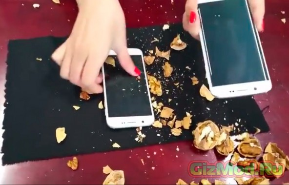 Samsung Galaxy S6 и Galaxy S6 Edge в роли орехокола