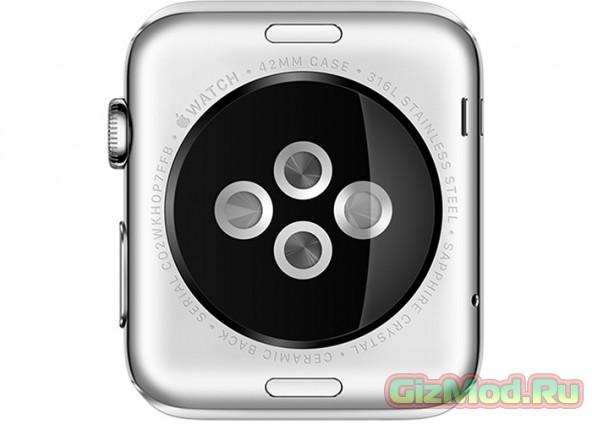Татуировка мешает корректной работе Apple Watch