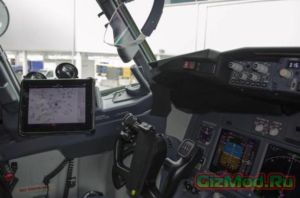 Планшеты iPad вызвали проблемы с вылетами лайнеров