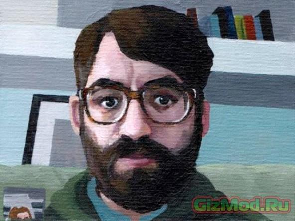 Ваш портрет в Skype