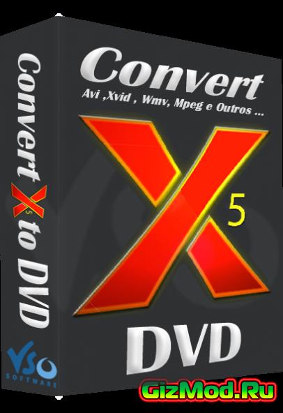 ConvertXtoDVD 5.3.0.3 - отличный конвертер для Windows