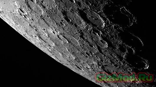 Древнее магнитное поле Меркурия