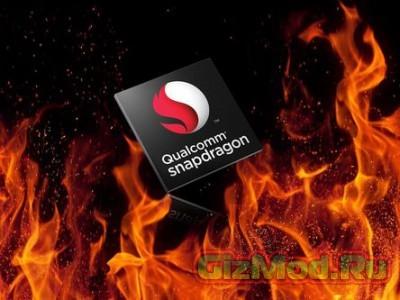 Helio X20 и Snapdragon 810 - горячие штучки