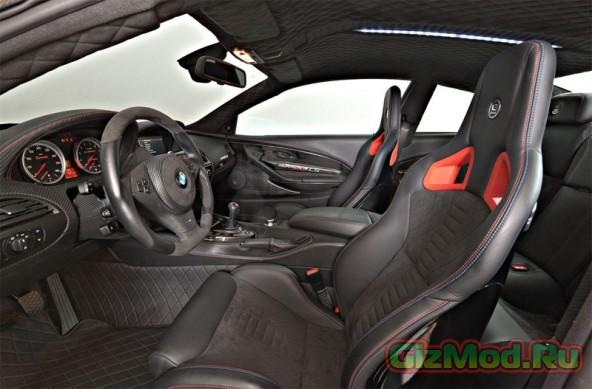 BMW M6 превратился в суперкар
