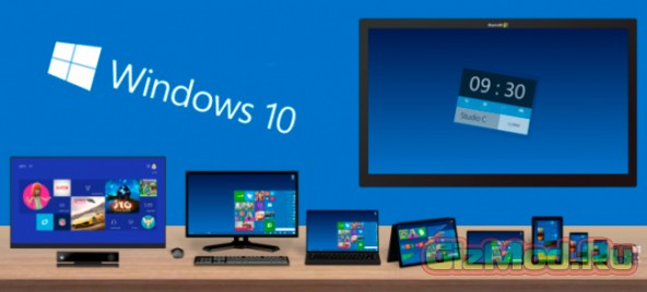 7 версий Windows 10