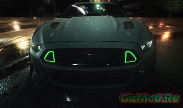 Новый Need for Speed: дождались