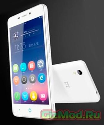 Новинка от ZTE — смартфон с аккумулятором повышенной емкости