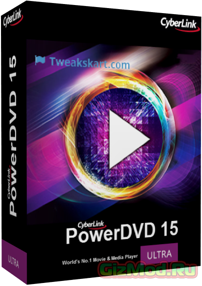 PowerDVD 15.0.1727.58 - мощный мультимедиа-плеер