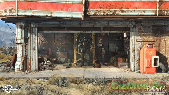 Встречайте Fallout 4