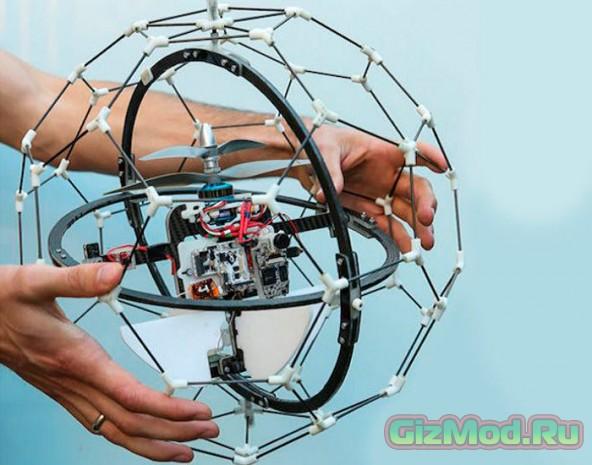 Сферический дрон