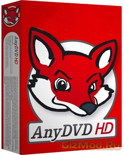AnyDVD 7.6.0.7 Beta - безопасное снятие региональной защиты