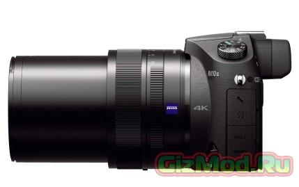 Многоуровневую CMOS-матрицу получили камеры Sony RX