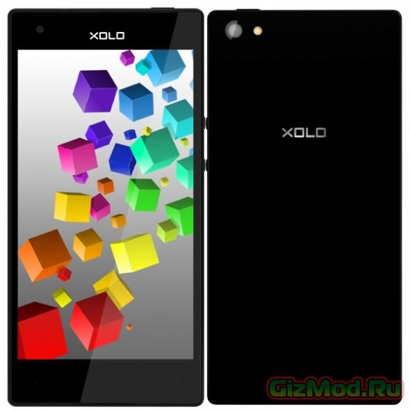 "Xolo Cube 5.0 - бюджетник с 5"" HD-дисплеем"