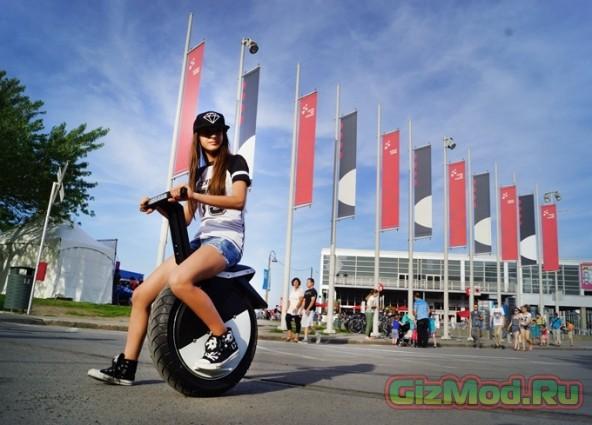 Одноколесный электроскутер Moto Pogo