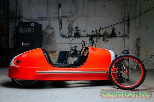 Экологический автомобиль родом из Белоруссии