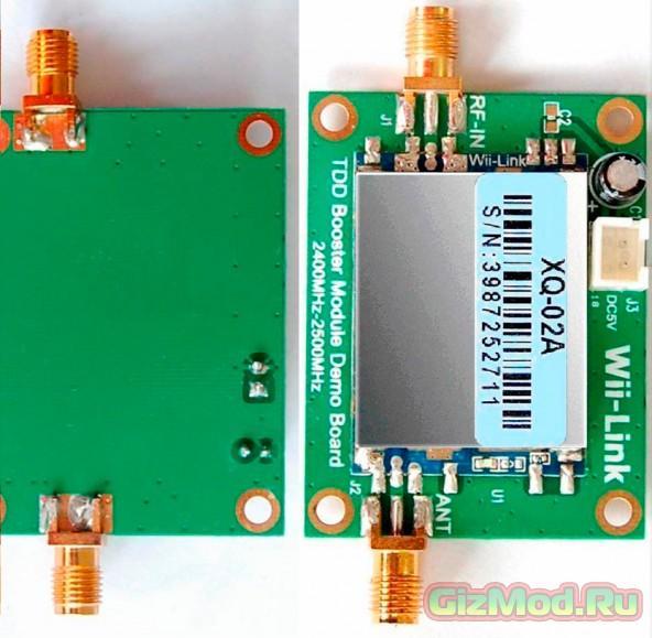 Делаем Wi-Fi усилитель на 2,4 Ггц