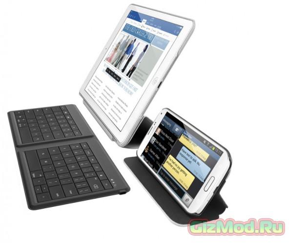 Microsoft выпустила клавиатуру совместимую с iPhone