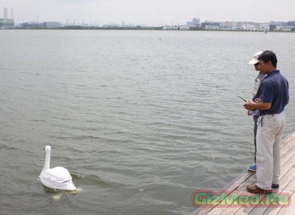 Роботы-лебеди