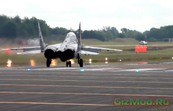 Вертикальный взелт МиГ-29